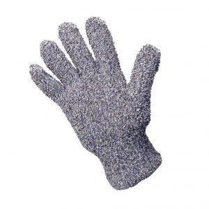 Modelo Rizo puño elástico gris (termico)
